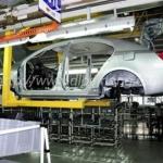 汽车组装生产线