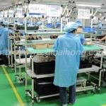 武汉电子生产线1